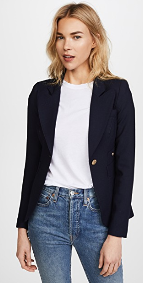 Blazer - moda 2019
